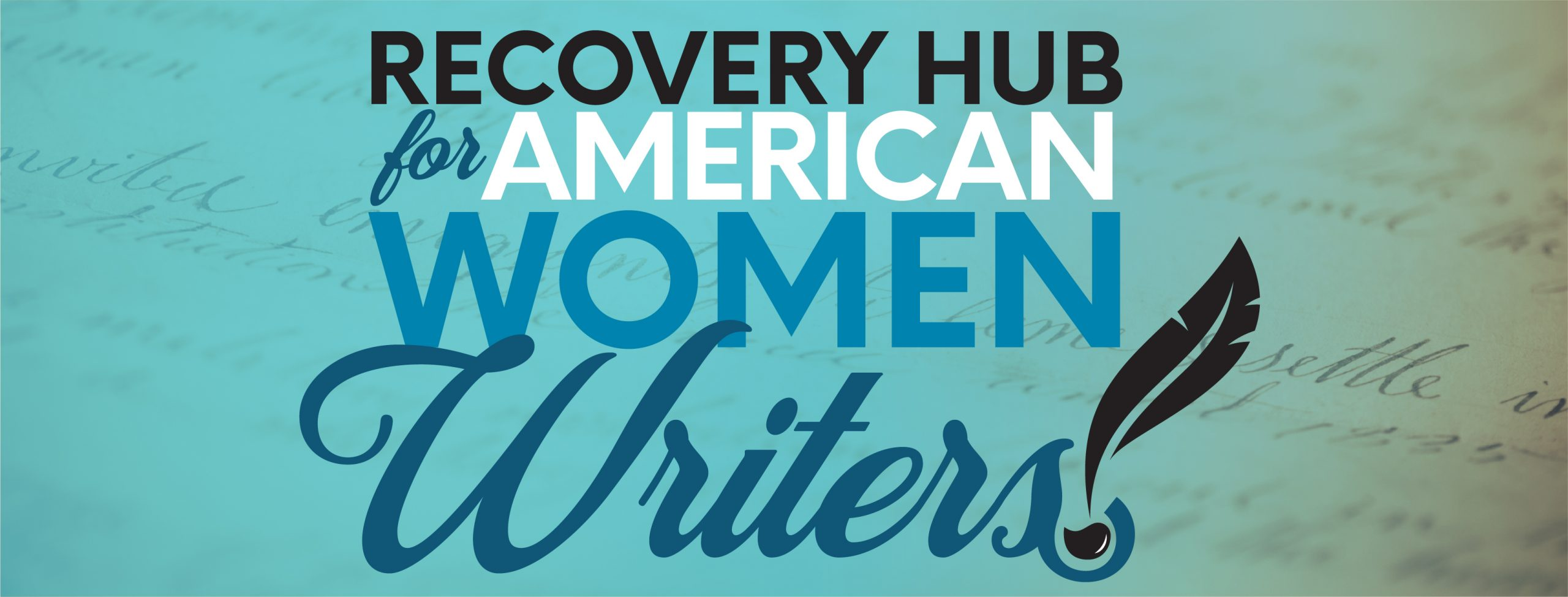 Recovery Hub for American Women Writers